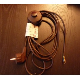 Cable con interructor de suelo