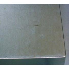 Base de aluminio para trabajar 30x40cm