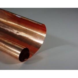 Lamina de cobre