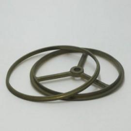 Arandela de bronce